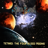Aura Azul: Tetrad: The Four Blood Moons