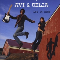 Avi and Celia – Washboard, Slide and Vocals