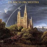 J S  Bach Orchestra, Walter Rinaldi & Julius Frederick