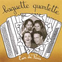 Baguette Quartette | L'air de Paris