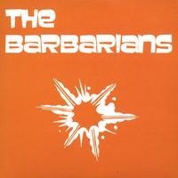 Skivomslag för The Barbarians