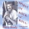 BARRY BRADY: Spirit Of Rock 'n' Roll
