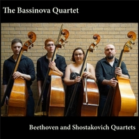 Bassinova Quartet | Beethoven and Shostakovich Quartets