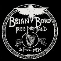 Brian Boru Irish Pipe Band | Minstrel Boy, Scotland the Brave, Johnny Scobie - (The Single) Bagpipes