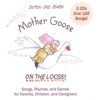 Betsy Diamant-Cohen & Rahel | Listen, Like, Learn With Mother Goose On the Loose