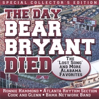 Atlanta Rhythm Section, Cook and Glen, and more! | The Day Bear Bryant Died