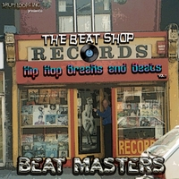Beat Masters | The Beat Shop Break Beats and Drum Loops and