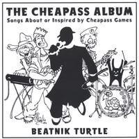 Beatnik Turtle | The Cheapass Album