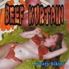Beef Kurtain: Meaty Bikini