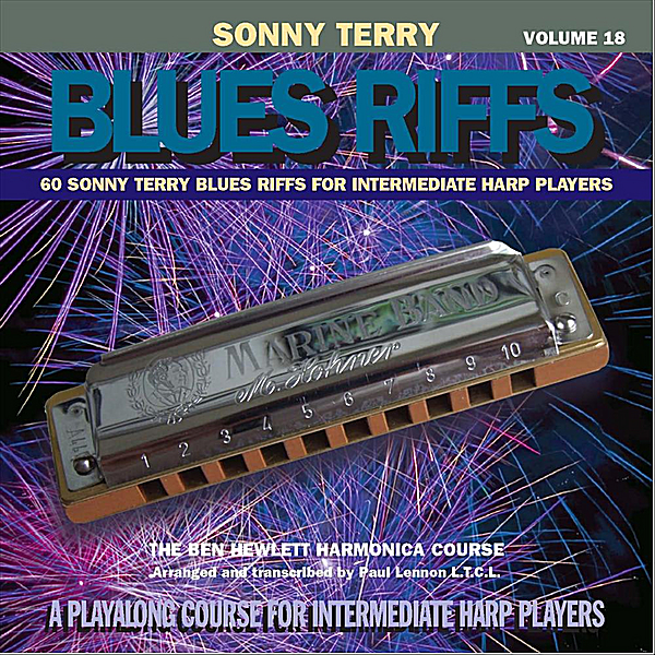 Ben Hewlett & Paul Lennon | Sonny Terry Blues Riffs | CD