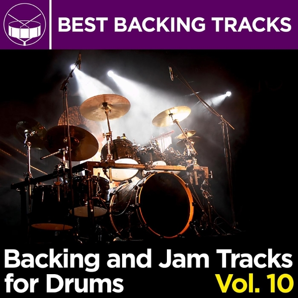 Best Backing Tracks | Backing and Jam Tracks for Drums, Vol