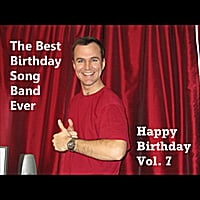 The best birthday song band ever happy birthday vol 7 for Best house music ever