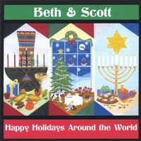 Beth & Scott | Happy Holidays Around the World