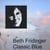 BETH FRIDINGER: Classic Blue