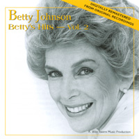 Betty Johnson | Betty's Hits - Volume 2
