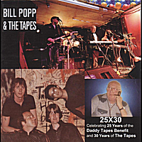 Bill Popp and the Tapes | 25x30