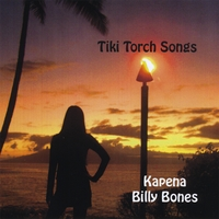 Kapena Billy Bones | Tiki Torch Songs