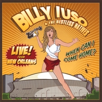 "Billy Iuso & Restless Natives | Live in New Orleans ""When Can I Come Home"""