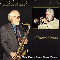 The Billy Root - Vinnie Tanno Quintet | Live at Capozzoli's