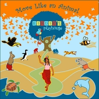 Birdie's Playhouse | Move Like an Animal