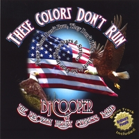 Bj Cooper & Broken Heart Express Band | These Colors Don't Run