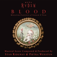 "Stan Ridgway and Pietra Wexstun | CD Soundtrack for Mark Ryden's ""The Blood Show"""