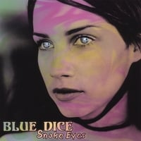 Blue Dice: Snake Eyes