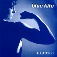 blue kite | aleatoric
