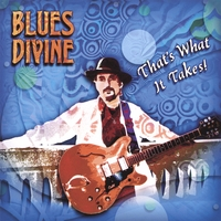 Philip Franchini & Blues Divine | That's What It Takes