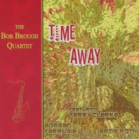 "Featured recording ""Time Away"""