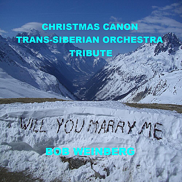 Christmas Cannon.Bob Weinberg Christmas Canon Trans Siberian Orchestra