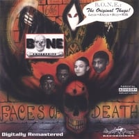 Bone Enterprise: Faces of Death - Collector