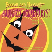 JanetMarie & m'Archibald | Boogah and Hoogah's Haunted Houseparty volume 1