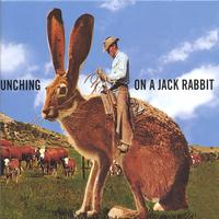 album art to Cattle Punching on a Jack Rabbit EP