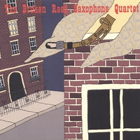 Broken Reed Saxophone Quartet | Out the Window