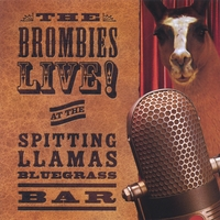 "The Brombies | The Brombies ""Live"" at The Spitting Llamas Bluegrass Bar"