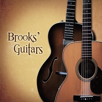 Brooks Williams | Brooks' Guitars