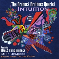 Brubeck Brothers Quartet | Intuition