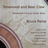 Bruce Paine | Tonewood and Bear Claw