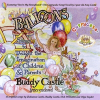 Buddy Castle | Balloons