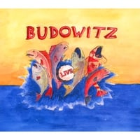 CD Jacket for 'Budowitz Live'