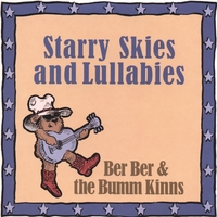 cover of Bummkinn Band's Starry Skies and Lullabies