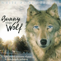 Bunny Sings Wolf | White Haired Sunrise