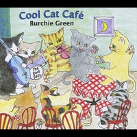 Burchie Green | Cool Cat Cafe