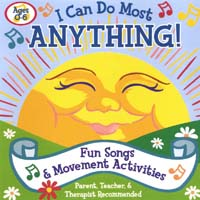 Melinda Marks Burgard | I Can Do Most Anything! Music and Movement Activities for Ages 0-6 yrs.