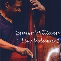 Live Volume 1 by Buster Williams