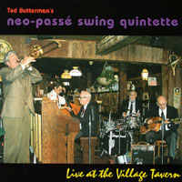 Ted Butterman | Live At The Village Tavern