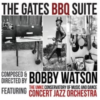 Bobby Watson and the UMKC Concert Jazz Orchestra | The Gate's BBQ Suite