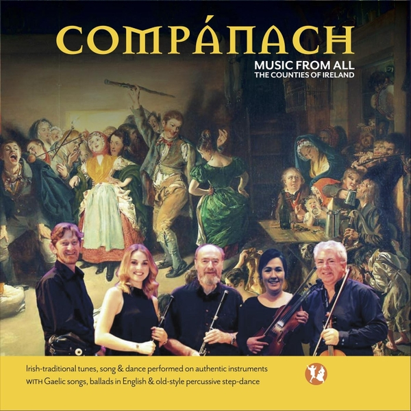 Various Artists | Companach: Music from All the Counties of Ireland