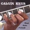 CALVIN KEYS: Hand Made Portrait
